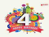 Happy 4th Birthday to My son Quotes Happy Birthday Cards for My son Lovely Happy 4th Birthday