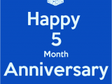 Happy 5 Months Birthday Baby Quotes Happy 5 Month Anniversary Babe Poster Morgan Stinnett