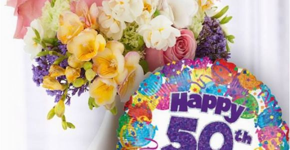 Happy 50th Birthday Flowers Pin by Tiffany Rose Princess On Birthday Pinterest