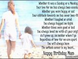 Happy 50th Birthday Mom Quotes Birthday Poems for Mom Wishesmessages Com