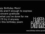Happy 50th Birthday Mom Quotes Black Mother Birthday Quotes Quotesgram