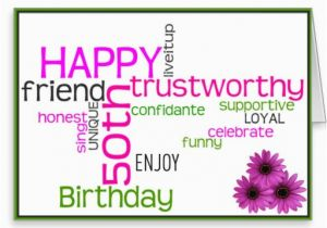 Happy 50th Birthday Quotes for Friends Happy 50th Birthday Quotes Quotesgram