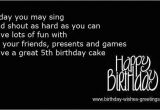 Happy 5th Birthday to My son Quotes Happy 5th Birthday Boy Quotes Baby Quotesgram