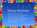 Happy 60th Birthday Dad Quotes 26 Happy Birthday Poems and Wishes for Friends and Family