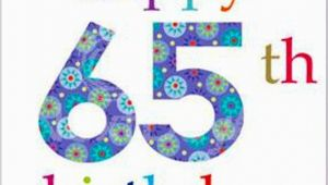 Happy 65 Birthday Quotes Birthday Wishes for Sixty Five Year Old Wishes