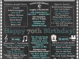 Happy 70th Birthday Decorations Best 25 70th Birthday Decorations Ideas On Pinterest