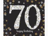 Happy 70th Birthday Decorations Gold Celebration Happy 70th Birthday Napkins