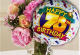 Happy 70th Birthday Flowers 85 70th Birthday Wishes