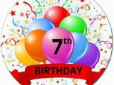 Happy 7th Birthday Banners 156 Best Images About Happy Birthday On Pinterest