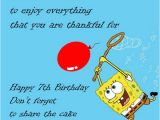 Happy 7th Birthday Quotes Happy 7th Birthday Wishes Cards Wishes