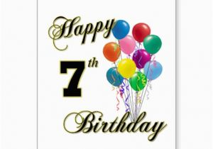Happy 7th Birthday son Quotes Happy 7th Birthday Quotes Quotesgram