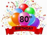 Happy 80th Birthday Dad Banner Happy 80th Birthday Inez Holt Success for Educators