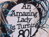 Happy 80th Birthday Decorations 80th Birthday Decorations Party Favors Ideas
