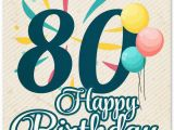 Happy 80th Birthday Quotes Extraordinary 80th Birthday Wishes Suited for Any 80 Year Old