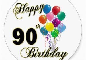 Happy 90th Birthday Decorations Gifts Ideas And