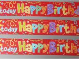 Happy 9th Birthday Banners 3 X Foil Age 9 Happy 9th Birthday Wall Banner Banners Boys