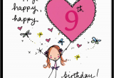 Happy 9th Birthday son Quotes Happy Happy Happy 9th Birthday Juicy Lucy Designs