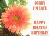 Happy Belated Birthday Flowers Happy Birthday Anjali Page 3 1562627 Thangam forum