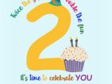 Happy Birthday 2 Year Old Quotes 2do Cumpleanos Feliz Segundo Cumpleanos Desea Cotizaciones