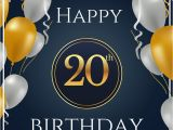 Happy Birthday 20 Years Old Quotes 20th Birthday Wishes Quotes for their Special Day