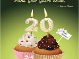 Happy Birthday 20 Years Old Quotes Genuinely Heartfelt Happy 20th Birthday Wishes and Quotes