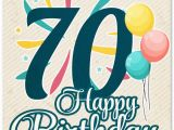 Happy Birthday 70 Years Old Card 70th Birthday Wishes and Birthday Card Messages Wishesquotes