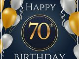 Happy Birthday 70 Years Old Card 70th Birthday Wishes Messages for 70 Year Olds