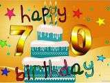 Happy Birthday 70 Years Old Card 85 70th Birthday Wishes