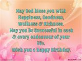 Happy Birthday and God Bless You Quotes May God Bless You Quotes Quotesgram