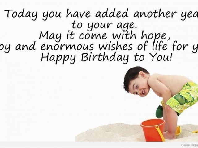 Happy Birthday Baby Brother Quotes 25 Wonderful Happy Birthday