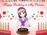 Happy Birthday Baby Girl Cards Happy Birthday Wishes Baby Girl Ecard Greeting Card