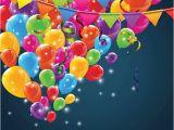 Happy Birthday Balloon Banner New Look Helium Balloon Clip Art Vector Images Illustrations