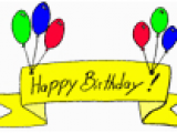 Happy Birthday Balloon Banner Small Free Images for Birthdays 6 Birthday Greetings 6 Free