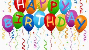 Happy Birthday Balloon Banner Small Happy Birthday