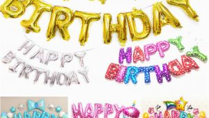 Happy Birthday Balloon Banner Target Self Inflating Happy Birthday Banner Foil Balloon Bunting