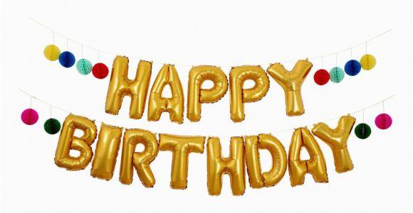 Happy Birthday Balloon Banner Tesco Happy Birthday Balloon Banner Meri Meri Design Children