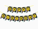 Happy Birthday Banner 99 Cent Store Happy Birthday Decorations Kids Banner Sky Sun Universe