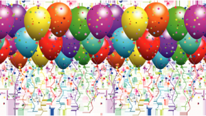 Happy Birthday Banner Background Marathi Png Full Hd Free Birthday Balloons Png Download Free Clip Art Free