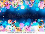 Happy Birthday Banner Blue Background Birthday Background Stock Images Royalty Free Images