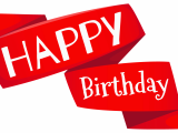 Happy Birthday Banner Blue Background Red Happy Birthday Banner Png Image Gallery Yopriceville