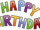 Happy Birthday Banner Clipart Free Happy Birthday Banner Printable Clipart Best
