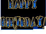 Happy Birthday Banner Clipart Png Birthday Banner Clipart Cliparts Co