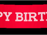 Happy Birthday Banner Clipart Png Happy Birthday Banner Red Png Clip Art Image Gallery