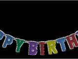 Happy Birthday Banner Clipart Png You Say It S Your Birthday Outlanderdreaming