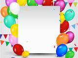 Happy Birthday Banner Design Vector Free Download Happy Birthday Card Template Birthday Card Template