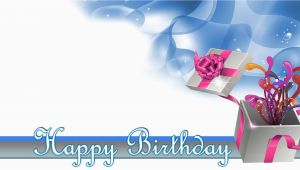 Happy Birthday Banner Design with Photo Happy Birthday Banner Design theveliger