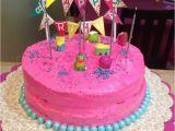 Happy Birthday Banner Diy for Cake Shopkins Diy Cake Cake Stand and Birthday Banner are