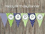 Happy Birthday Banner Diy Printable Birthday Banner Diy Happy Bumpandbeyonddesigns