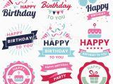Happy Birthday Banner Eps Happy Birthday Vector Logo for Banner 스톡일러스트 38635348