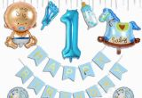 Happy Birthday Banner for 1 Year Old Aliexpress Com Buy 38pcs Lot Boy Girl 1 Year Old Happy